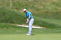 Mikko Korhonen (FIN) on the 1st green during Round 1 of the HNA Open De France at Le Golf National in Saint-Quentin-En-Yvelines, Paris, France on Thursday 28th June 2018.<br /> Picture:  Thos Caffrey | Golffile