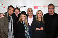 22 November 2019 - Beverly Hills, California - Gilles Marini, Donal Logue, Rosanna Arquette, Bruce Singer, Kelly Stone, Tom Arnold. Lupus LA's Hollywood Bag Ladies Luncheon held at The Beverly Hilton Hotel. Photo Credit: FS/AdMedia