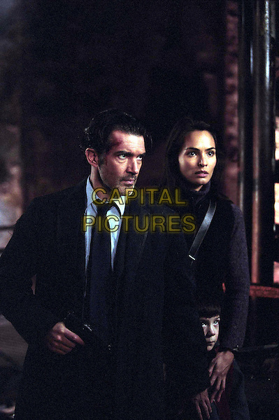 ANTONIO BANDERAS, AIDAN DRUMMOND & TALISA SOTO.in Ballistic: Ecks Vs. Sever.Filmstill - Editorial Use Only.Ref: FBAW.www.capitalpictures.com.sales@capitalpictures.com.Supplied by Capital Pictures