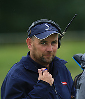 Gary Murphy (SKY Sports) on the 5th fairway during Round 3 of the D+D Real Czech Masters at the Albatross Golf Resort, Prague, Czech Rep. 02/09/2017<br /> Picture: Golffile | Thos Caffrey<br /> <br /> <br /> All photo usage must carry mandatory copyright credit     (&copy; Golffile | Thos Caffrey)