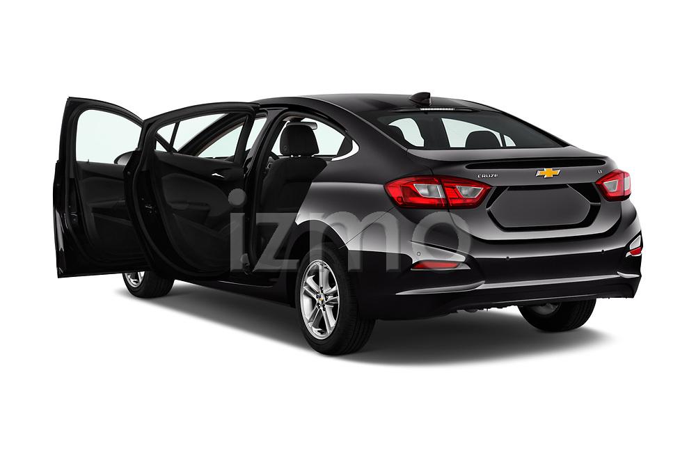 Car images of 2017 Chevrolet Cruze LT-Auto 4 Door Sedan Doors