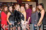 Pictured at the Devon Inn Christmas Party last friday night were, L-R : Joan Nicholas of Castletroy, Aoife Culhane and Aisling Ryan of Newcastlewest, Elaine Higgins of Caherconlish, Tara Fealy of Newcastlewest, Hannah Helitsious and Eimer O'Sullivan of watergrasshill. All Part of Desmond College Newcastlewest.