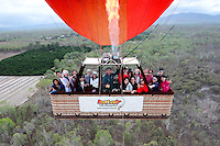 20151217 17 December Hot Air Balloon Cairns