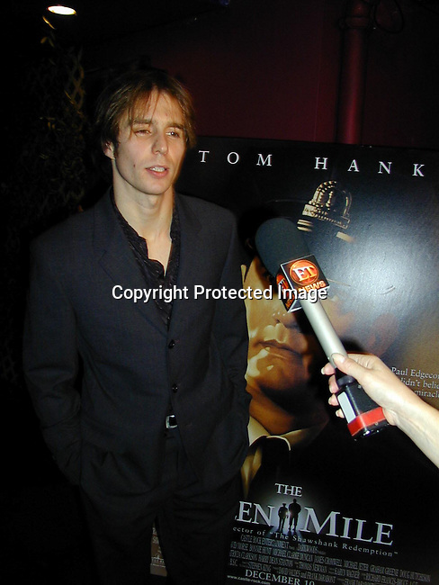 Sam Rockwell<br />