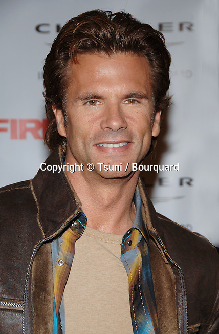 Lorenzo Lamas arriving at the FIREWALL Premiere at the Chinese Theatre in Los Angeles. february 2, 2006.