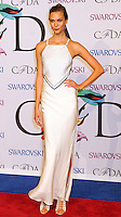 NEW YORK CITY, NY, USA - JUNE 02: Karlie Kloss arrives at the 2014 CFDA Fashion Awards held at Alice Tully Hall, Lincoln Center on June 2, 2014 in New York City, New York, United States. (Photo by Celebrity Monitor)