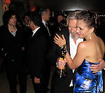 Jeff Bridges and Maggie Gyllenhaal..Vanity Fair Oscar Party..Sunset Tower Hotel..Hollywood, CA, USA..Sunday, March 07, 2010..Photo ByCelebrityRadar.com.To license this image please call (212) 410 5354; or Email:CelebrityRadar10@gmail.com ;.website: www.CelebrityRadar.com.