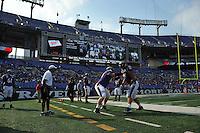 2013 Open Practice @ M&T Bank Stadium
