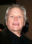 Brian Dennehy attending the Opening Night Broadway Performance of TALK RADIO at the Longacre Theatre with an after party at Bar American in New York City.<br />March 11, 2007