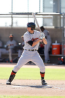 Luke Anders - San Francisco Giants - 2010 Instructional League.Photo by:  Bill Mitchell/Four Seam Images..