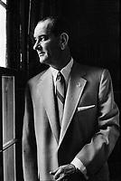 Lyndon B Johnson, US President