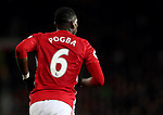 Paul Pogba of Manchester United during the Premier League match at the Old Trafford Stadium, Manchester. Picture date: November 27th, 2016. Pic Simon Bellis/Sportimage