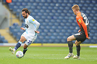 Blackburn Rovers' Bradley Dack under pressure from Swansea City's Jay Fulton<br /> <br /> Photographer Kevin Barnes/CameraSport<br /> <br /> The EFL Sky Bet Championship - Blackburn Rovers v Swansea City - Sunday 5th May 2019 - Ewood Park - Blackburn<br /> <br /> World Copyright © 2019 CameraSport. All rights reserved. 43 Linden Ave. Countesthorpe. Leicester. England. LE8 5PG - Tel: +44 (0) 116 277 4147 - admin@camerasport.com - www.camerasport.com