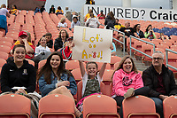 Sandy, UT - Saturday April 20, 2019: Utah Royals FC vs Washington Spirit at Rio Tinto Stadium.