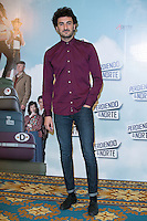 """Miki Esparbe attend the """"Perdiendo El Norte"""" Movie Presentation at Intercontinental Hotel, Madrid,  Spain. March 03, 2015.(ALTERPHOTOS/)Carlos Dafonte) /NORTEphoto.com"""