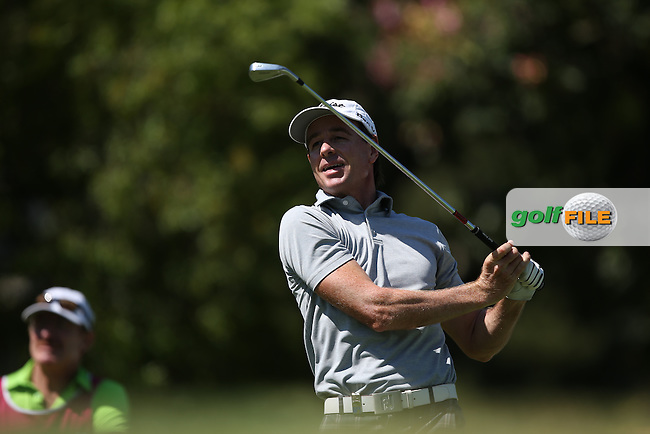 Brett Rumford (AUS) during Round Two of the Tshwane Open 2015 at the Pretoria Country Club, Waterkloof, Pretoria, South Africa. Picture:  David Lloyd / www.golffile.ie. 13/03/2015