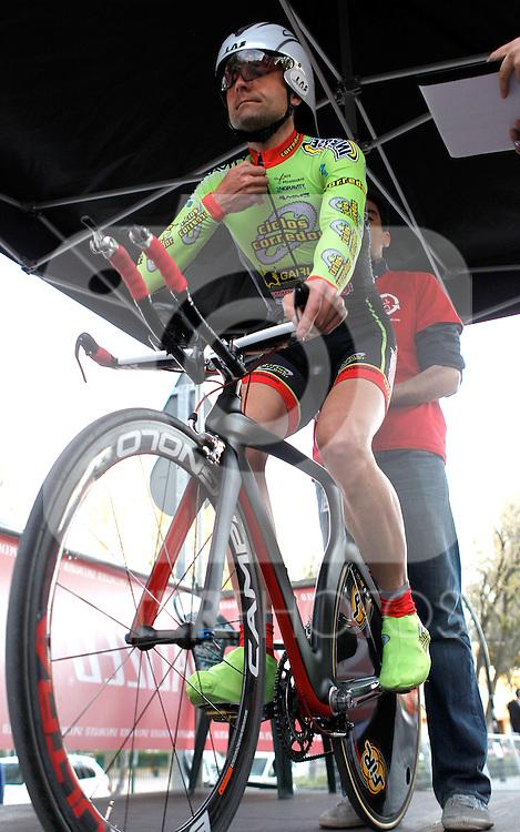 Ciclos Corredor. 21 April 2012. (Alterphotos/Arnedo-Alconada)