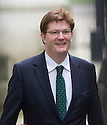 Day before the Budget 2013J..Danny Alexander outside Downing Street today 19.3.13.....Pic by Gavin Rodgers/Pixel 8000 Ltd