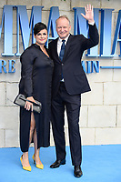 """Stellan Skarsgard<br /> arriving for the """"Mama Mia! Here We Go Again"""" World premiere at the Eventim Apollo, Hammersmith, London<br /> <br /> ©Ash Knotek  D3415  16/07/2018"""