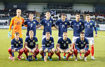 05.09.2019 Scotland u-21 v San Marino, European u-21 Championship 2021 Qualifying Round: Scotland squad