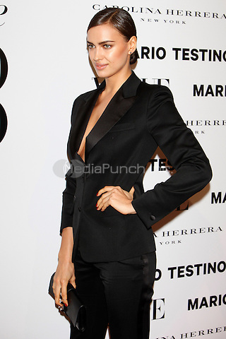 Irina Shayk attends Vogue and Mario Testino photocall in Madrid. November 27, 2012. (ALTERPHOTOS/Caro Marin) /NortePhoto /MediaPunch Inc. ***FOR USA ONLY***