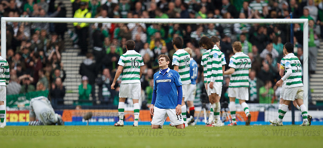 Nikica Jelavic astounded that his free-kick has been saved