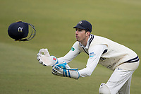 John Simpson of Middlesex CCC during Middlesex CCC vs Lancashire CCC, Specsavers County Championship Division 2 Cricket at Lord's Cricket Ground on 12th April 2019