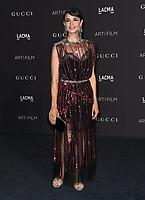 03 November 2018 - Los Angeles, California - Mia Maestro. 2018 LACMA Art + Film Gala held at LACMA.  <br /> CAP/ADM/BT<br /> &copy;BT/ADM/Capital Pictures