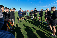 Bradenton, FL - Friday, January 12, 2019:  Referees train during the US Soccer Referee Program National Camp at the Legacy Hotel at IMG Academy in Bradenton, FL.