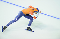SPEEDSKATING: CALGARY: Olympic Oval, 02-12-2017, ISU World Cup, 1000m Ladies Division B, Letitia de Jong (NED), ©photo Martin de Jong