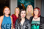 Santa's Shop<br /> ------------------<br /> Spar, Castlemaine Rd, Tralee had their Christmas staff party in the Fels Point hotel, Tralee last Saturday night , L-R Lauren Flynn, Michelle Lynch, Laura Sicat, Elain O'Connor with Kathryn Casey