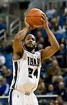 2012 Nevada basketball vs Fullerton