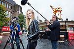Utrecht, 23 september 2015<br /> Nederlands Film Festival<br /> Romi van Renterghem, actrice<br /> Foto Felix Kalkman