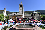 Sign on before the start of Stage 19 of the 100th edition of the Giro d'Italia 2017, running 191km from San Candido/Innichen to Piancavallo, Italy. 26th May 2017.<br /> Picture: LaPresse/Gian Mattia D'Alberto   Cyclefile<br /> <br /> <br /> All photos usage must carry mandatory copyright credit (&copy; Cyclefile   LaPresse/Gian Mattia D'Alberto)