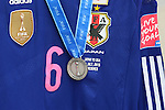 Detailed shot, <br /> JULY 12, 2015 - Football / Soccer : <br /> 2015 Plenus Nadeshiko League Division 1 <br /> between NTV Beleza 1-0 AS Elfen Saitama <br /> at Hitachinaka Stadium, Ibaraki, Japan. <br /> (Photo by YUTAKA/AFLO SPORT)