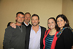"""Jacob Young with his inlaws - A Tribute to Pine Valley - All My Children's  Jacob Young """"ex JR and """"Rick Forrester"""" on The Bold and the Beautiful on February 16, 2013 with fans for Q&A, autographs, photos at Foxwoods Resorts Casino in Mashantucket, CT and February 17, 2013 at Valley Forge Casino Resort in King of Prussia, PA. (Photo by Sue Coflin/Max Photos)"""