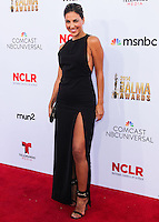 PASADENA, CA, USA - OCTOBER 10: Liz Hernandez arrives at the 2014 NCLR ALMA Awards held at the Pasadena Civic Auditorium on October 10, 2014 in Pasadena, California, United States. (Photo by Celebrity Monitor)