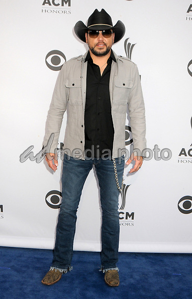 23 August 2017 - Nashville, Tennessee - Jason Aldean. 11th Annual ACM Honors held at the Ryman Auditorium. Photo Credit: Dara-Michelle Farr/AdMedia