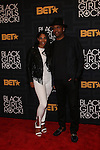 Dionne and A.J. Calloway Attend 2016 BLACK GIRLS ROCK! Hosted by TRACEE ELLIS ROSS  Honors RIHANNA (ROCK STAR AWARD), SHONDA RHIMES (SHOT CALLER), GLADYS KNIGHT LIVING LEGEND AWARD), DANAI GURIRA (STAR POWER), AMANDLA STENBERG YOUNG, GIFTED & BLACK AWARD), AND BLACK LIVES MATTER FOUNDERS PATRISSE CULLORS, OPALL TOMETI AND ALICIA GARZA (CHANGE AGENT AWARD) HELD AT NJPAC