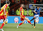 Daniel Candeias scores in extra time
