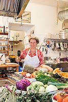 Meret Bissegger, Cook, Casa Merogusto, Malvaglia, Slow Food