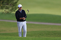 Richard Bland (ENG) on the 7th during Round 2 of the Challenge Tour Grand Final 2019 at Club de Golf Alcanada, Port d'Alcúdia, Mallorca, Spain on Friday 8th November 2019.<br /> Picture:  Thos Caffrey / Golffile<br /> <br /> All photo usage must carry mandatory copyright credit (© Golffile | Thos Caffrey)