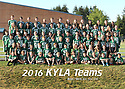 2016 KYLA (League Photo)