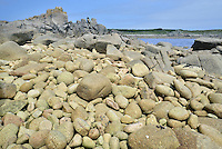Boulder Beach, St Agnes, Isles of Scilly