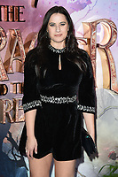 "Kat Shoob<br /> arriving for the European premiere of ""The Nutcracker and the Four Realms"" at the Vue Westfield, White City, London<br /> <br /> ©Ash Knotek  D3458  01/11/2018"