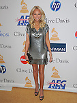 Kristin Chenoweth attends the Annual Clive Davis & The Recording Company Pre-Grammy Gala held at The Beverly Hilton in Beverly Hills, California on February 12,2011                                                                               © 2010 DVS / Hollywood Press Agency