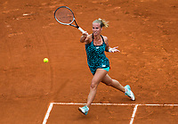 Paris, France, 29 May, 2018, Tennis, French Open, Roland Garros, Richel Hogenkamp (NED)<br /> Photo: Henk Koster/tennisimages.com