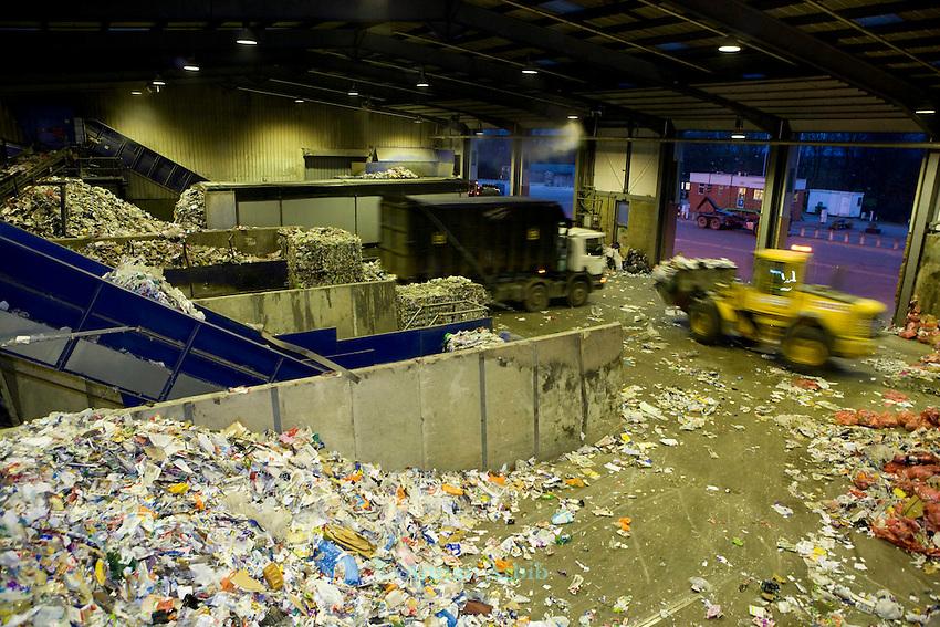 Community waste recycling - Milton Keynes