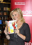 """Days Of Our Lives and Biggest Loser Alison Sweeney signed her new book """"The Mommy Debt"""" on January 4, 2011 at Borders, Columbus Circle, New York City, New York. (Photo by Sue Coflin/Max Photos)"""