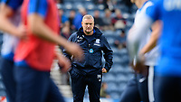 Preston North End's first team coach Frankie McAvoy during the pre-match warm-up<br /> <br /> Photographer Chris Vaughan/CameraSport<br /> <br /> The EFL Sky Bet Championship - Preston North End v Reading - Saturday 15th September 2018 - Deepdale - Preston<br /> <br /> World Copyright &copy; 2018 CameraSport. All rights reserved. 43 Linden Ave. Countesthorpe. Leicester. England. LE8 5PG - Tel: +44 (0) 116 277 4147 - admin@camerasport.com - www.camerasport.com